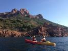 Le Trayas - Kayak Theoule sur mer