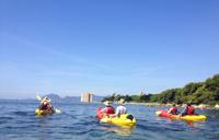 Location de Kayak Cannes - Iles de Lérins