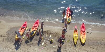 Iles de lérins au départ de Golfe Juan