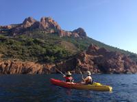 Location de Kayak à Theoule sur Mer