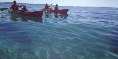 Kayak Antibes - Juan les pins