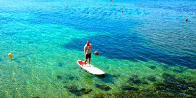 Stand up Paddle - Antibes - Cannes - Nice - Location  - Randonnées