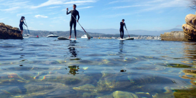 Stand up Paddle - Cannes - Antibes