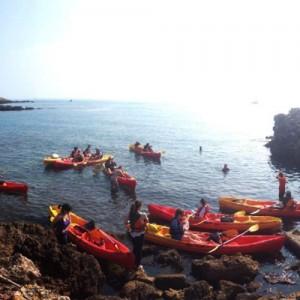Aqua Sport Evasion Kayak And Stand Up Paddle At The Cap D Antibes