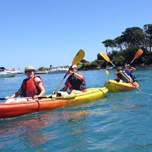 Kayak antibes