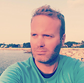 Jean-Louis - Monitor kayak and stand up paddle: Cannes - Lérins Islands - Cap d'Antibes - St Jean Cap Ferrat - Theoule sur mer